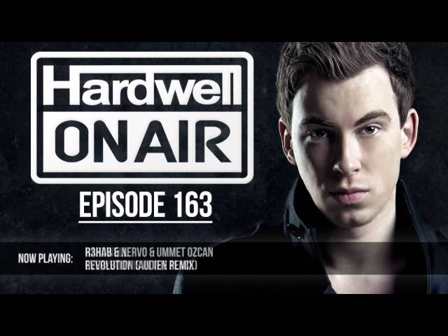Hardwell On Air 163