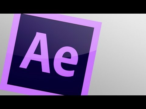 3D комната в After Effects.