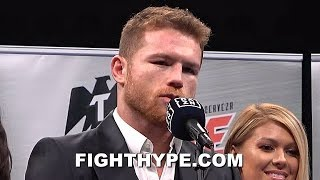 CANELO HAS BAD NEWS FOR DEMETRIUS ANDRADE; REVEALS WHY SEPTEMBER RETURN MAY NOT BE UNIFICATION