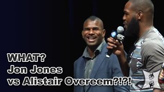 UFC Champ Jon Jones vs Alistair Overeem: EA Sports UFC