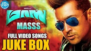 Suriya's Masss Movie || Full Video Songs || Jukebox