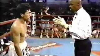 Floyd Mayweather First Pro Fight! - Floyd Mayweather vs Roberto Abodaca