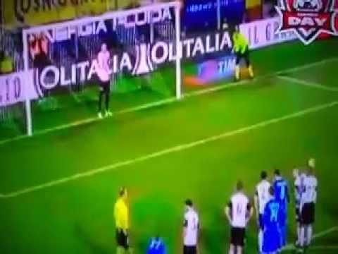 Arturo Vidal se perdió un penal ante el Cesena 15/02/2015