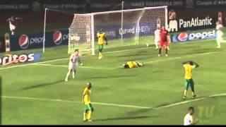 أهداف مباراة الجزائر 3-1 جنوب افريقيا حفيظ الدراجي