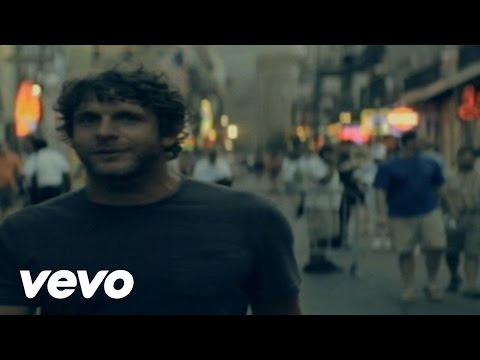 Billy Currington – Love Done Gone