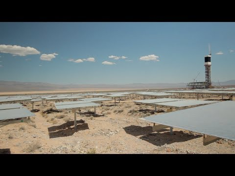 Google and Ivanpah Solar: Building the largest solar thermal project to date