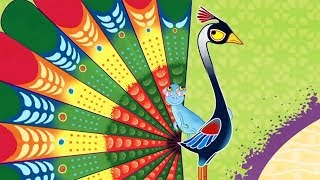 Tinga Tinga Tales Official   Why Peacock Struts   Full Episodes