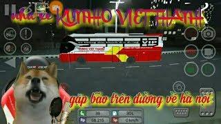 Bus simulator indonesia.skin nhà xe KUMHO VIET THANH cho anh em...