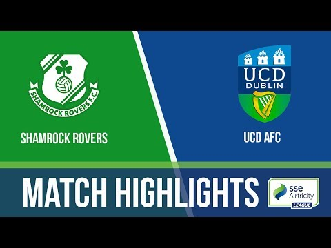 GW26: Shamrock Rovers 7-0 UCD