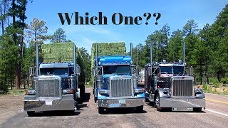 Which Peterbilt is the Best?