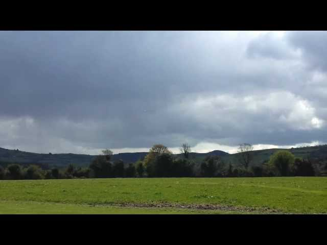 RC Jet 298MPH low passes Ultraflash JetCat P-160 SX Pilot - Ali Machinchy