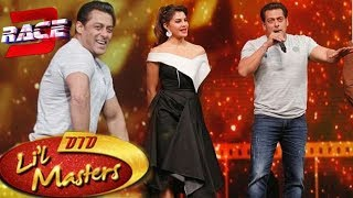 Race 3 Promotion at DID Little Master Season 4   Salman Khan, Jacqueline Fernandez, Anil Kapoor 1.55 MB