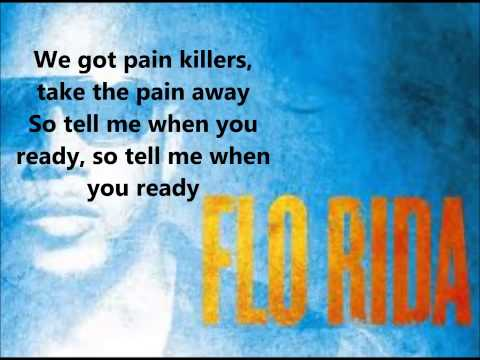 Flo Rida - Tell me When You Ready (LYRICS)