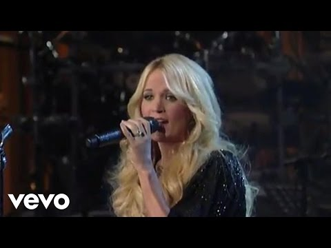 Carrie Underwood - Good Girl (live On Letterman) video