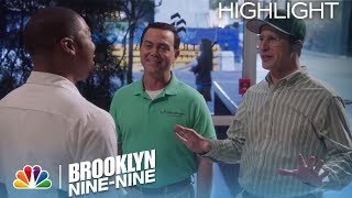 Charles & Jake Go Undercover | Season 5 Ep. 16 | BROOKLYN NINE-NINE