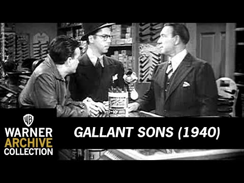 Gallant Sons is listed (or ranked) 27 on the list The Best Jackie Cooper Movies