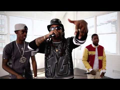 Xxl 2014 Freshmen Cypher Part Two video
