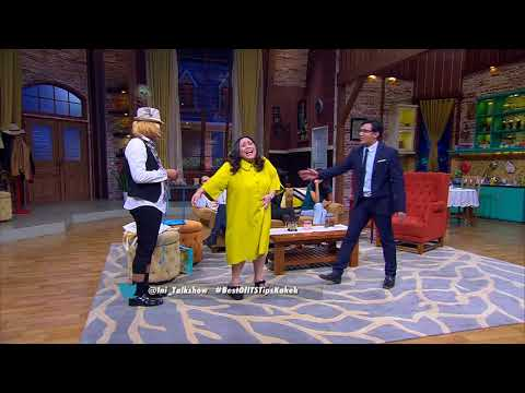 The Best Of Ini Talk Show - Wawan Tailor Yang Kembali Bikin Nunung Ketawa Ngakak