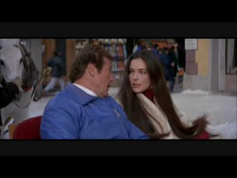 Romantic Movie Music Charade James Bond 007 Roger Moore.Carole...