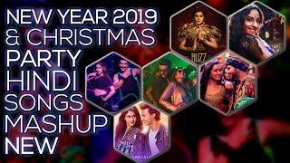 New Year 2019 & Christmas Party Hindi Mashup | New Hindi Songs | Bharat Bass