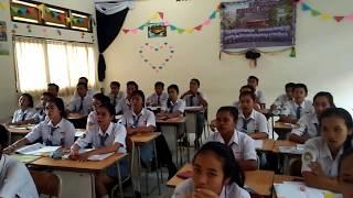 Himawari No Yakusoku - Motohiro Hata, Di Kelas XII Bahasa 1. SMAN 2 Negara - Bali