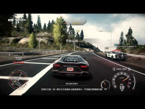 極品飛車18:宿敵 - Need for Speed Rivals 試玩