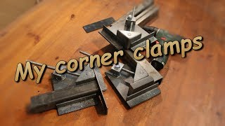My corner clamps -Free plans-