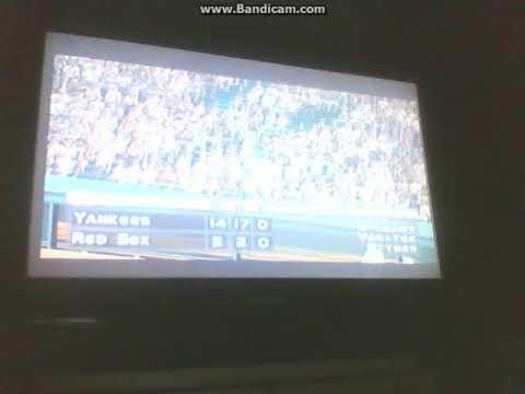 All - Star Baseball 2002 - New York Yankees Vs Boston Red Sox