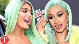 20 Things Cardi B Copied From The Kardashians