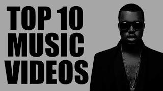 Top 10 Music Videos