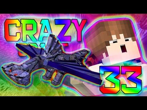 Minecraft: Cephadrome Orespawn Mod Pet! Crazy Craft 2.0 Modded Survival w/Mitch! Ep. 33 (Crazy Mods)