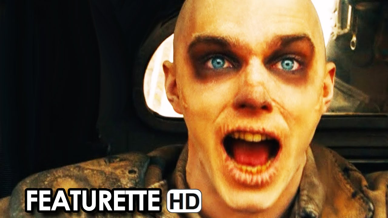 Mad Max: Fury Road  Featurette 'Nux' (2015) - Nicholas Hoult HD