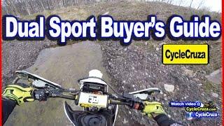 Dual Sport Motorcycle Buyers Guide   MotoVlog