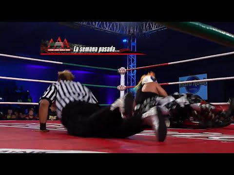 Arranque AAA Sin Límite - Ring Rock StAAArs 3 Parte 2 - Lucha Libre AAA