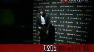 Giordano-2011SS LAUNCHING-PARTY