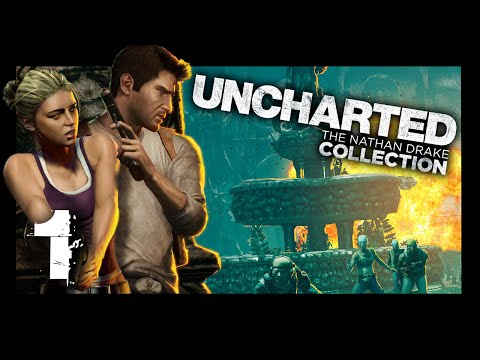 Uncharted: The Nathan Drake Marathon #1
