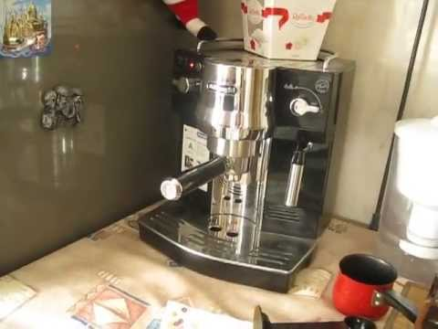 Delonghi Ec 820 B Youtube
