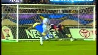 Boca 2 Real Madird 1 Copa Intercontinental 2000 (Resumen Completo)