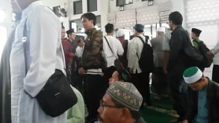 Manaqib bersama kh wahfiudin sakam di tqn center jakarta 16 juli 2017
