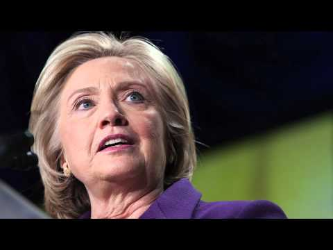 Hillary Clinton Calls For 'Toppling' The 1 Percent