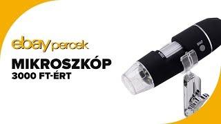 Mikroszkóp 3000 Ft ért Ebay Percek