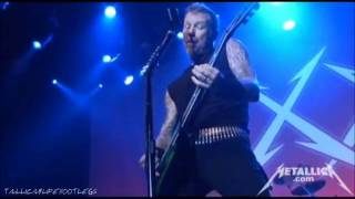 Metallica - Dirty Window w/ Bob Rock [Live Fillmore December 10, 2011] HD