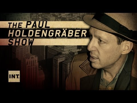 Werner Herzog - filmmaker, reader, teacher - on THE PAUL HOLDENGRABER SHOW