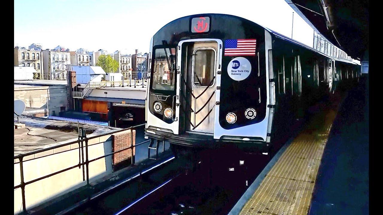 New York City Subway Trains, MTA Public Transportation in NYC ...