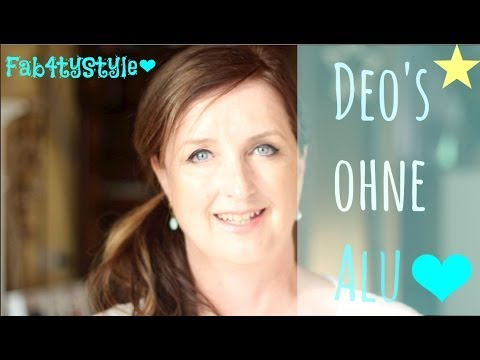 Deos ohne Aluminiumsalze ✶ Test + Review ✶ Fab4tyStyle ♥