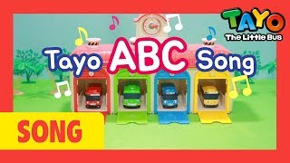 ABC Song with Tayo l Alphabet Song l Nursery Rhymes l Tayo the Little Bus