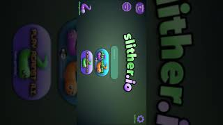 Playing slither.io....EPIC FAIL Ringedcrayon191 Tyler
