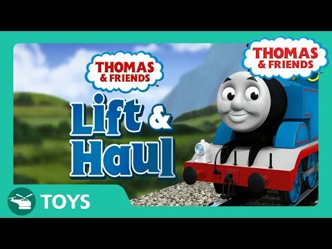 All New Thomas & Friends Game App: Lift & Haul!