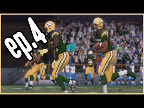 Madden 18 Longshot Gameplay Walkthrough Ep 4 Epic Fourth Quarter