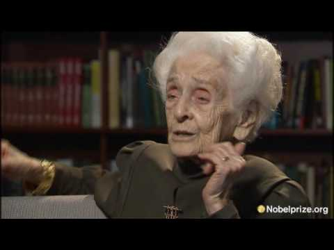 Interview Rita Levi-Montalcini, Nobel Prize in Medicine 1986